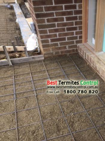 Part B Termites Chemical Barrier Melbourne