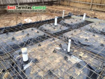 Pre-Construction Termite Protection in Melbourne