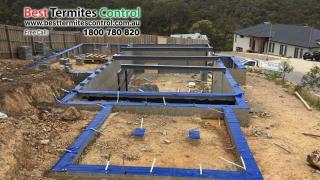 Homeguard blue sheet installed in Diamond Creek