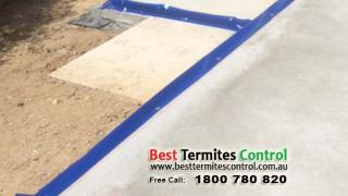 BTC HomeGaurd Blue Termite Protection Project in Dandenong Pre-Construction