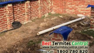 Homeguard Blue Sheet to Termite Protection in Wantirna South
