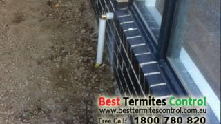 Termite Reticulation System - Chemical System