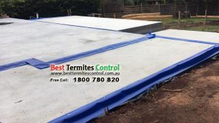 HomeGuard blue sheet installed in Emrald 1