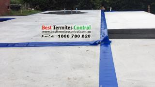 HomeGuard blue sheet installed in Emrald 2
