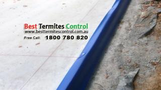 HomeGuard Installed Termites Protection in SurryHill Home