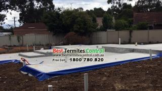 Homeguard blue sheet installed in kilsyth site 1