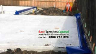 HomeGuard Blue Sheets Termite Protection in Bundoora
