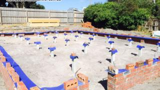 Termite Protection - Buildings and Foundation