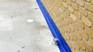 HomeGaurd subfloor Termite Control
