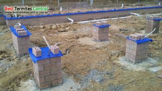 Termite Base Protection - Pre-Construction Doncaster