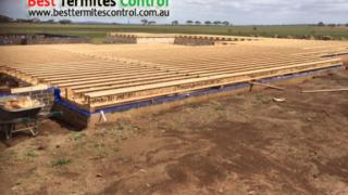 Pre-Construction Termites Treatment