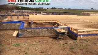 Pre-Construction Termites Treatment Melbourne